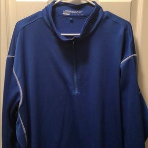 Nike Golf 1/4 zip pullover